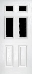 door_classical_half_glaze_white
