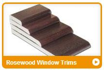 rosewood trims