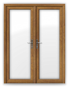 French Door irishoak